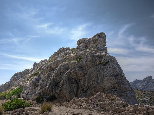 Caimari, Mallorca, Spain, Nature, Rock