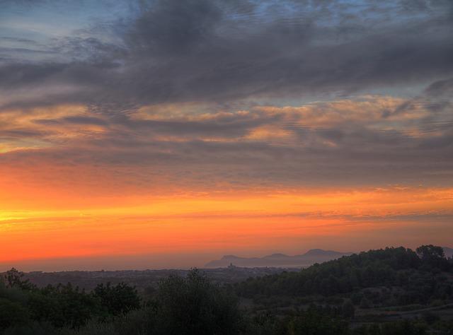 Caimari, Mallorca, Nature, Spain, Summer, Sky