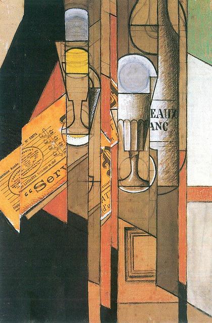 Juan Gris, Abstract, Cubism, Spanish Painter, Art