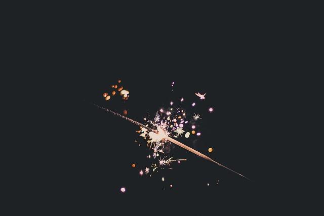 Bright, Sparkler, Celebrate, Celebration, Close-up