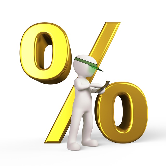 Percent, Discount, Reduction, Decreasing, Special Offer