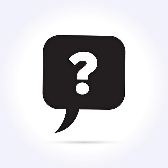 Question, Question Mark, Speech Bubble, Information