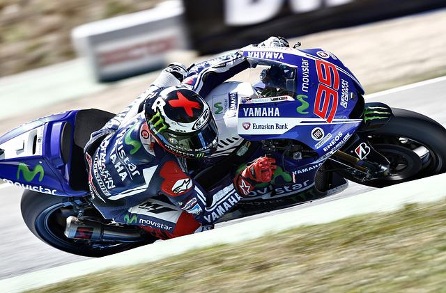 Moto, Competition, Motorcycle, Circuit, Speed, Sports