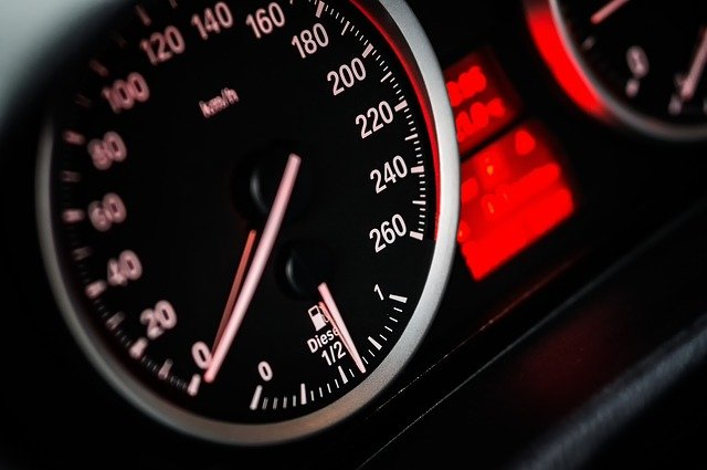 Speedometer, Dashboard, Car, Speed, Vehicle, Drive