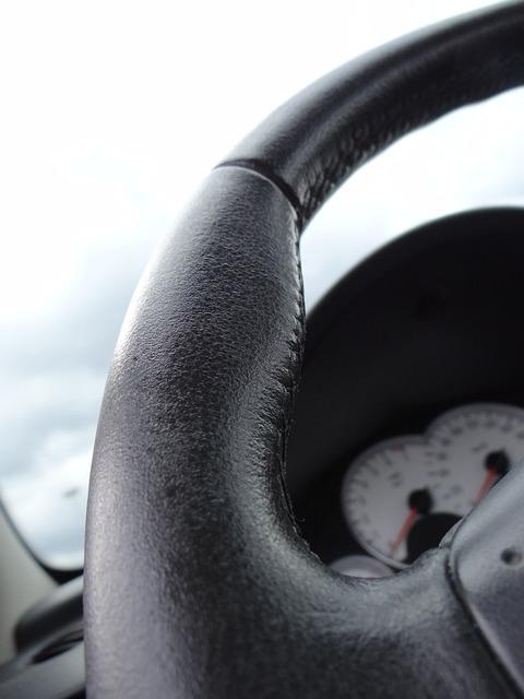 Steering Wheel, Speedo, Tachometer, Speed Sensor