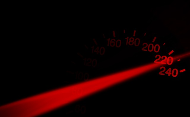 Speedometer, Speedo, Rush, Vollgas, To Give Gas