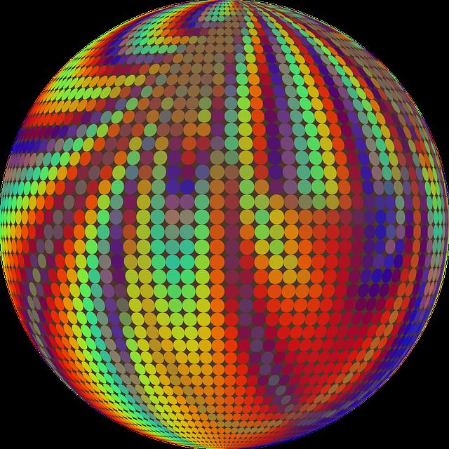 Sphere, Ball, Line Art, Pattern, Globe, 3d, Orb