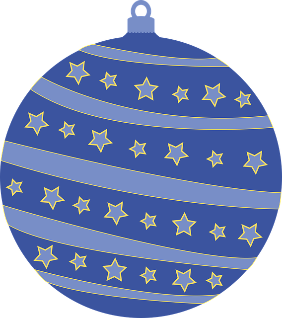 Christmas, Sphere, Ornament, Christmas Tree Ornaments