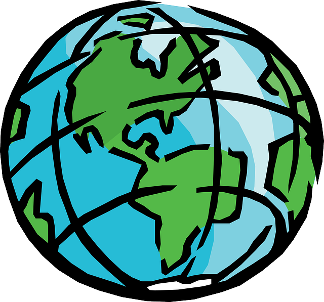 Globe, Sphere, Earth, Map, World, Geography, Planet