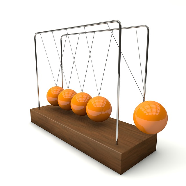 Ball, Physics, Swing, Spherical Ball Joint, Pendulum