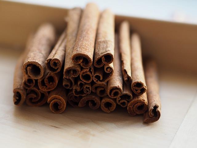 Cinnamon, Spice, Cinnamon Stick, Christmas, Fragrance
