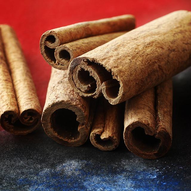 Cinnamon, Spice, Mat, Kitchen, Eat