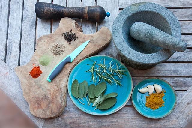 Spice, Paprika, Kaffir, Powder, Kumin, Pepper, Rosemary