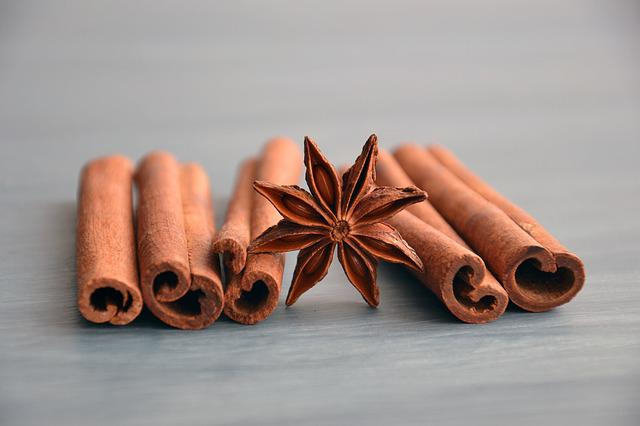 Spices, Ingredients, Anise, Cinnamon, Preparation