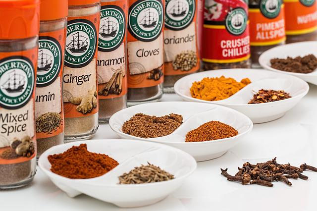 Food, Condiment, Spices, Powder, Flavoring, Seasoning