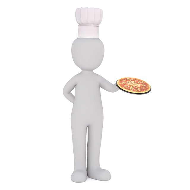 Pizza, Chef, Cook, Spices, Seasoning, Employment