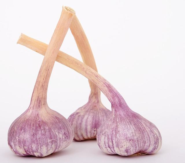 Bulbs, Garlic, Spices, Herbs, Garlic Bulbs