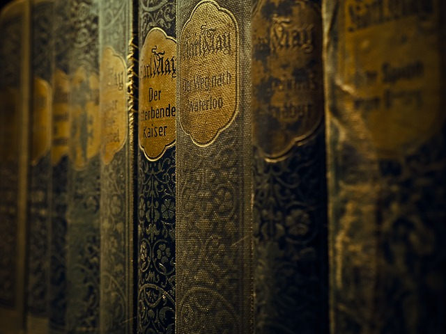 Books, Spine, Old, Read, Book, Antiquarian, Old Books