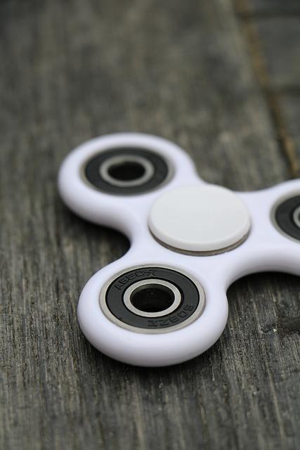 Fidget Spinner, Fidget, Spinner, Toy, Fidgeting, Adhd