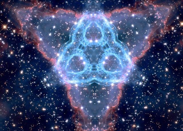 Sacred Geometry, Mandelbrot, Fractal, Pattern, Spiral