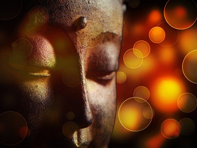 Buddha, India, Spirit, Prayer, Concept, Buddhist