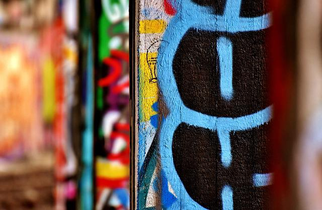 Graffiti, Lost Places, Spirit Station