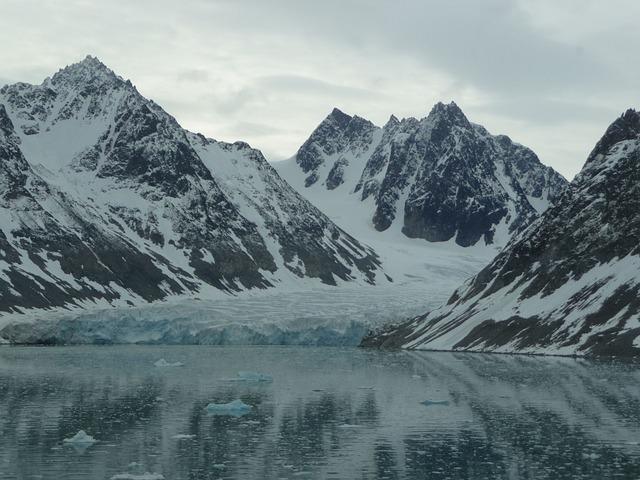 Magdalenengletscher, Spitsbergen, Cruise