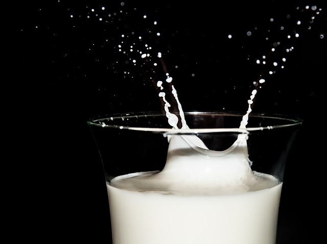 Milk, High Speed, Photo, High-speed Photo, Splash
