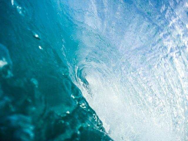 Liquid, Splash, Water, Wave Crashing, Waves, Inside