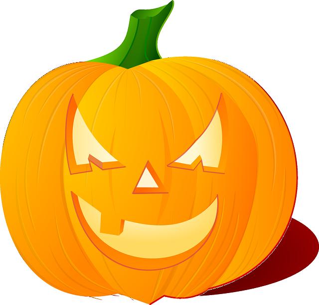 Halloween, Pumpkin, Scary, Spooky, Creepy