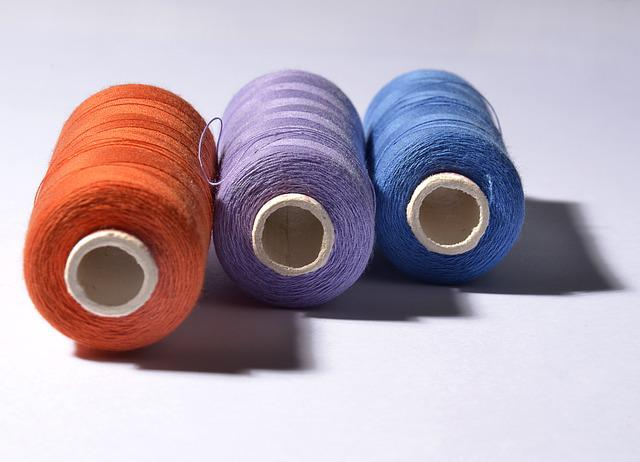 Yarn, Colors, Thread, Spool Of Thread