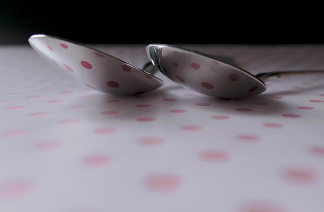 Background, Still Life, Close Up, Blur, Cutlery, Spoon