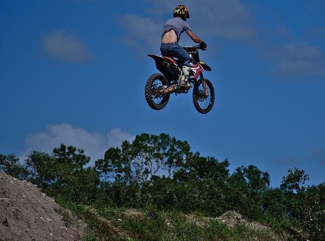 Bike, Wheel, Biker, Hurry, Sport, Action, Adventure
