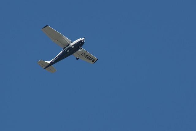 Aircraft, Sport Aircraft, Cessna 172 Skyhawk