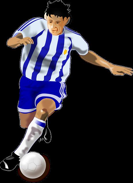 Soccer, Football, Sports, Man, Guy, Sport, Jersey, Ball