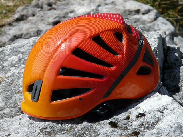 Climbing Helmet, Helm, Sport Climbing Helmet