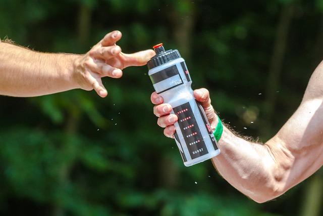 Water, Water Bottle, Drink, Sport, Cyclists, Bike