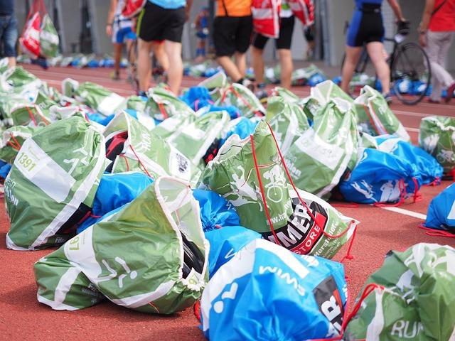 Plastic Bag, Sport Event, Luggage Bag, Transport Bag