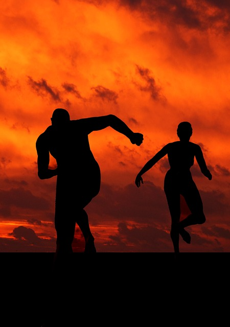 Runners, Male, Sport, Run, Athlete, Female, Fast
