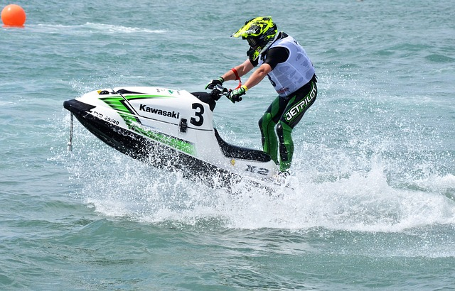 Sport, Sea, Jet Ski, Hobbies