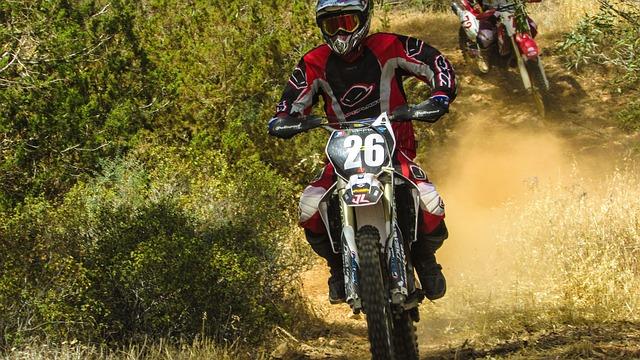 Scramblecross, Motocross, Sport, Race, Dirt