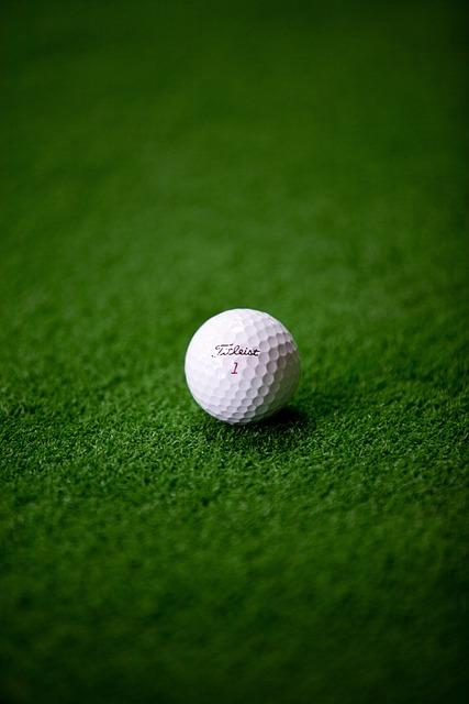 Golf, Golf Ball, Sports, Ball
