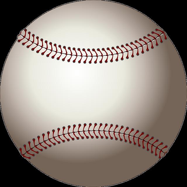 Baseball, Ball, Sports, Equipment, Round, Game