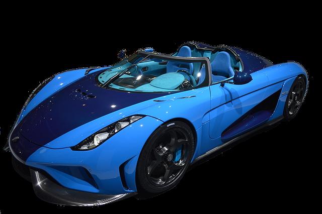 Sports Car, Cabriolet, Childhood Dream, Motorsports