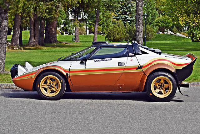 Lancia, Stratos, Automotive, Rally, Auto, Sports Car