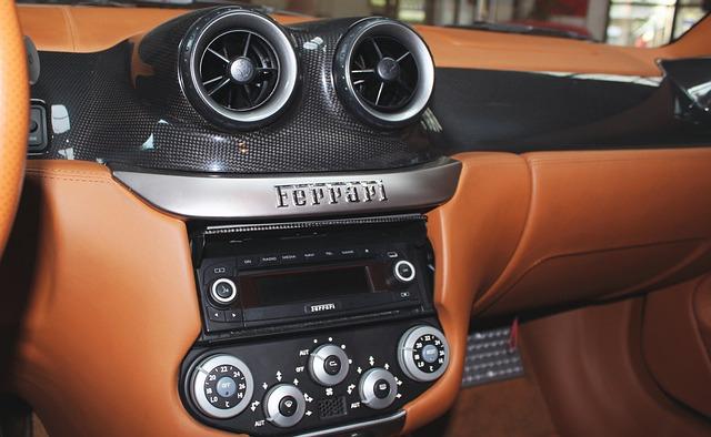 Ferrari, Dashboard, Car, Sports Cars, Car Interiors