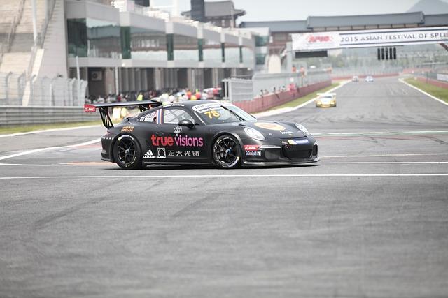 Reiseuka, Porsche, Motor Sports, Lace, Sports Cars