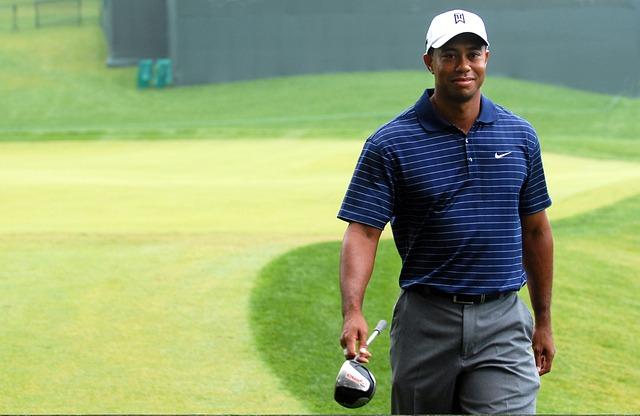 Tiger Woods, Golf, Golfer, Sports, Golf Course, Star