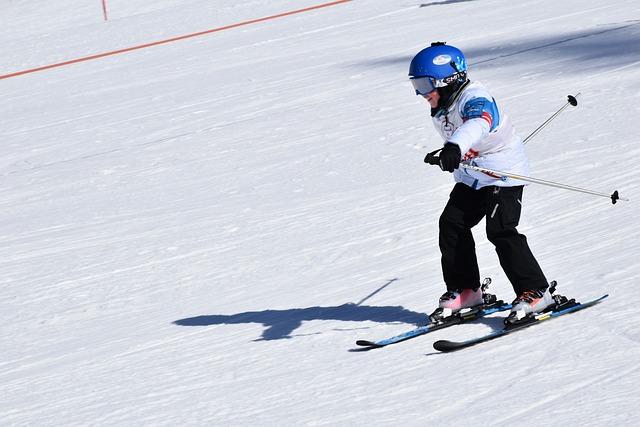 Snow, Ice, Skier, Sports