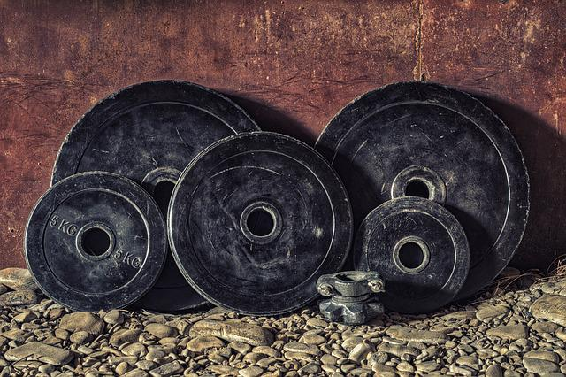 Sports, Fitness, Body-building, Iron, Metal, Muscle